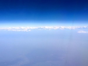 La catena montuosa dell'Himalaya