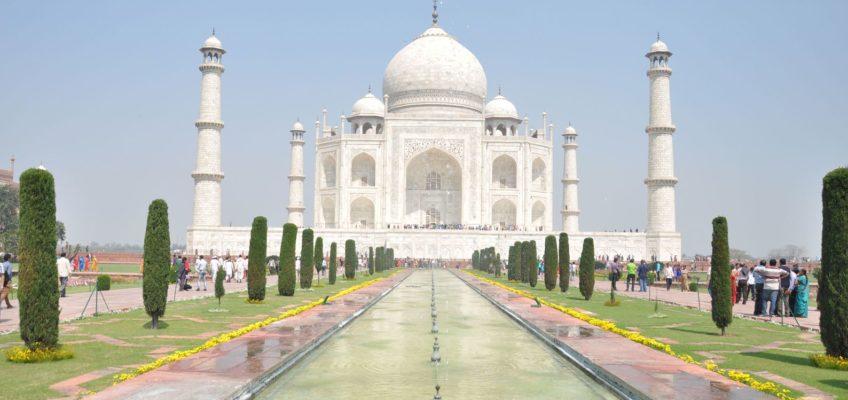 Il Taj Mahal, storia di un amore senza fine