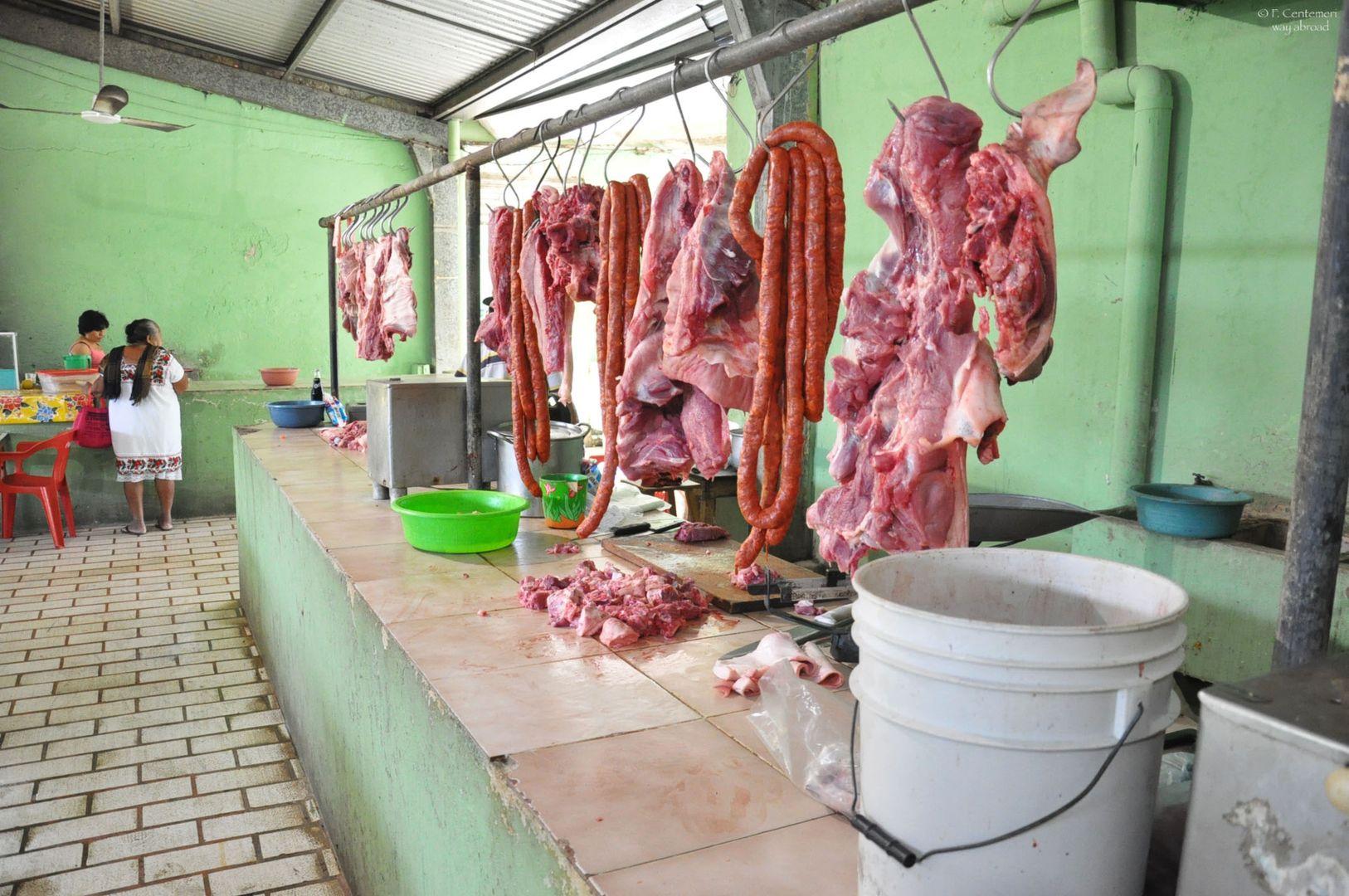 Il banchetto della carne