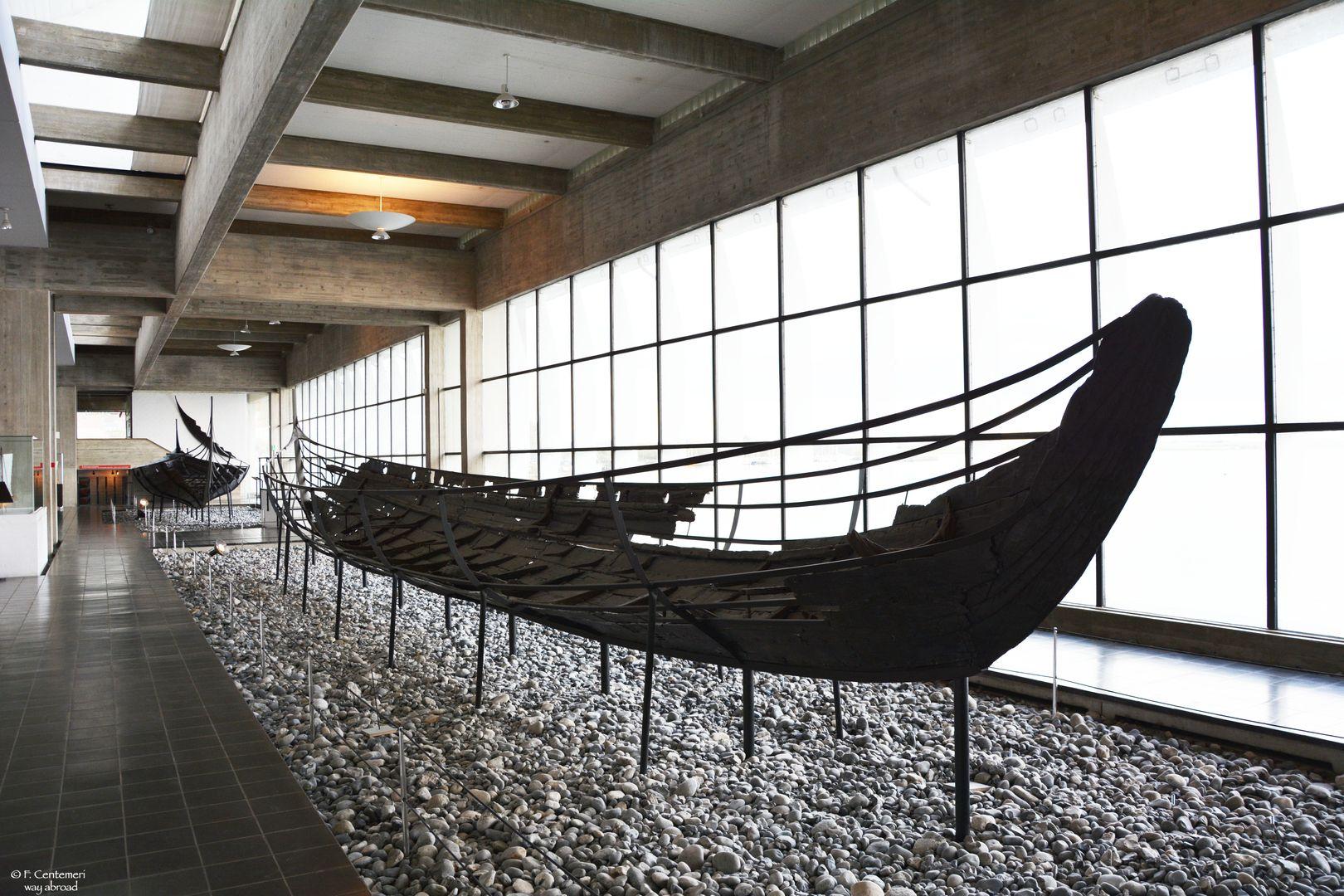 Sala delle navi vichinghe