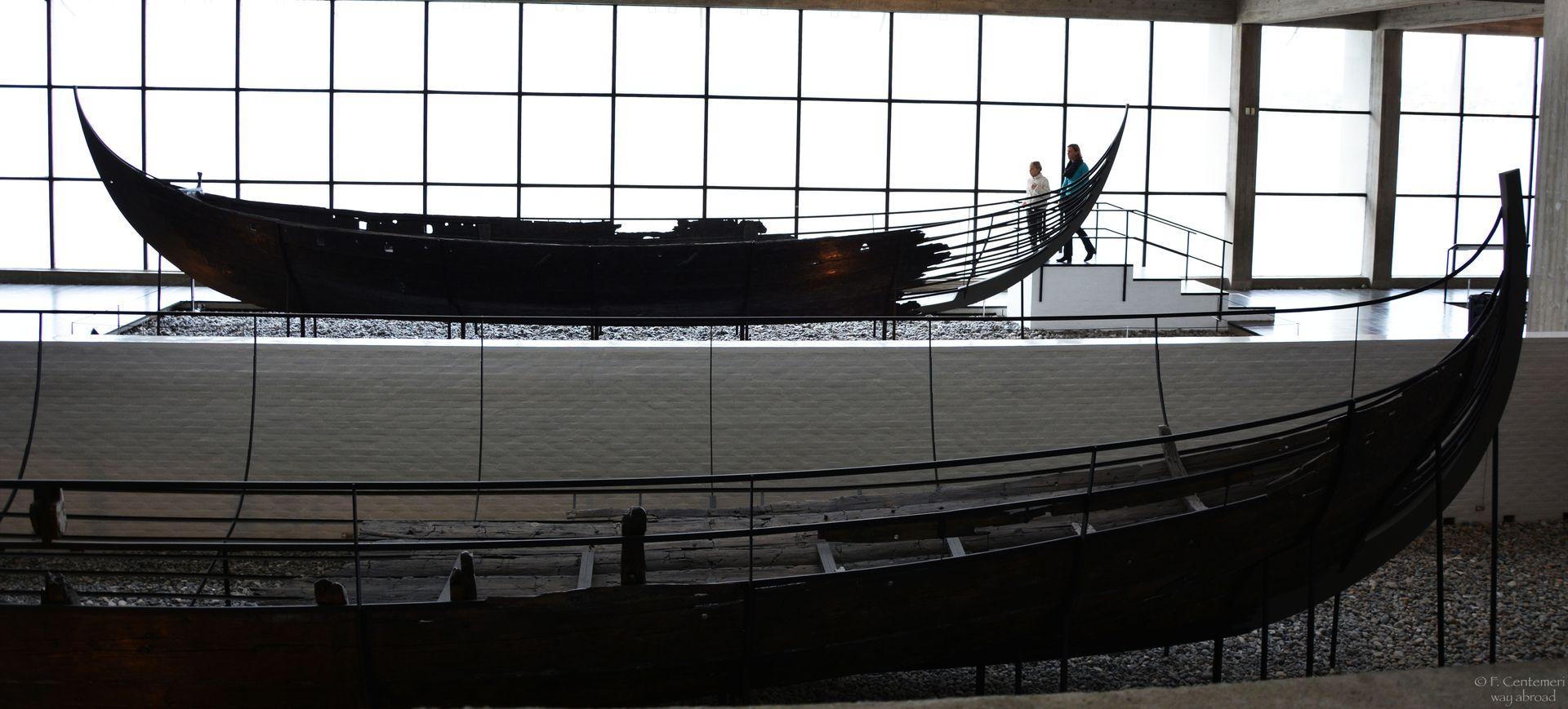 Le navi vichinghe di Roskilde