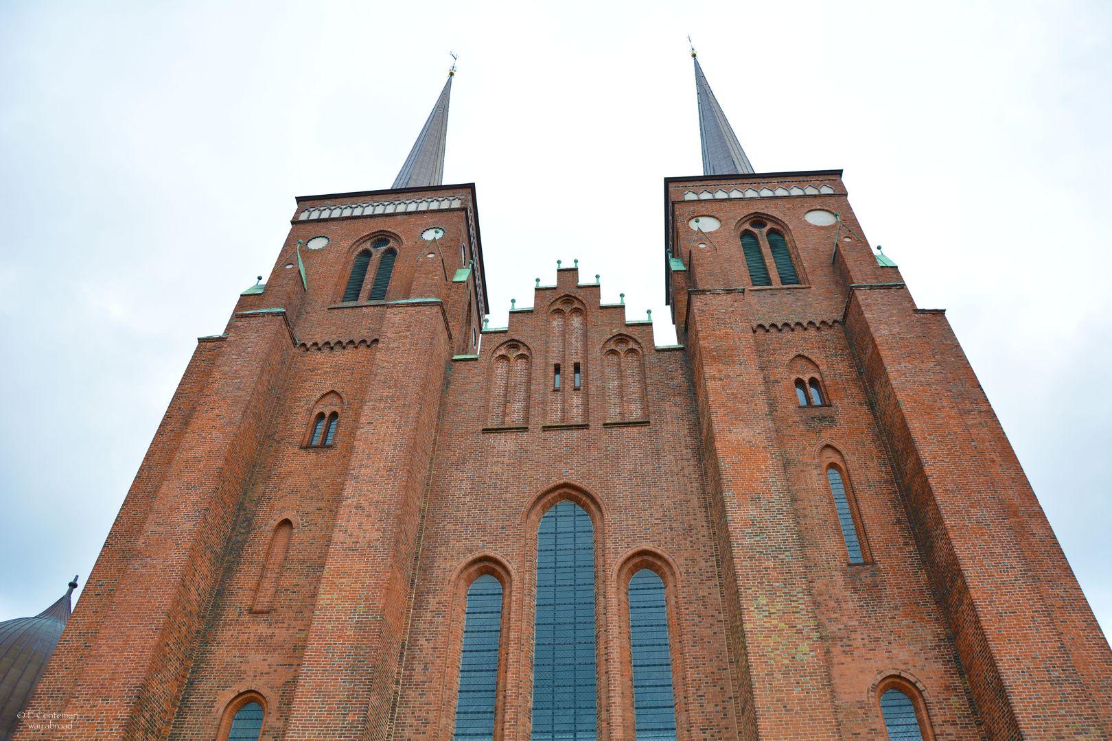 Il Duomo di Roskilde