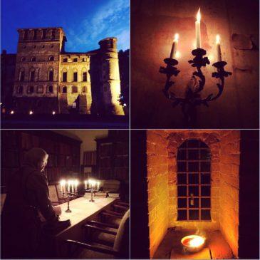 Visita notturna al Castello di Piovera