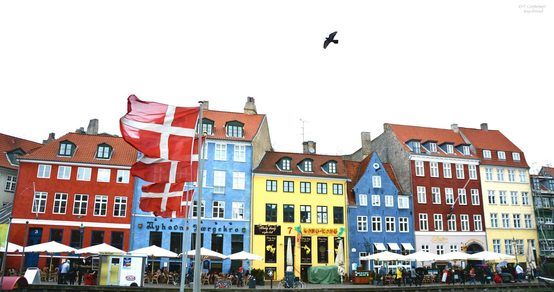 COPENHAGEN in due giorni