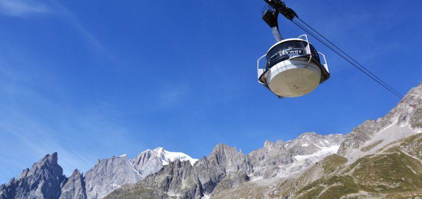Skyway Monte Bianco – Il tetto d'Europa accessibile a tutti