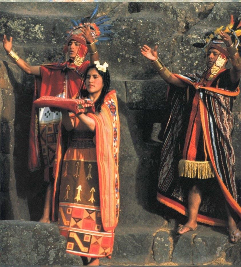 "I sacrifici inca: la storia di Juanita, la ""fanciulla dei ghiacciai"""