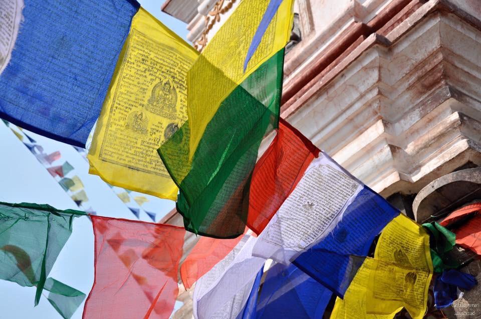Le preghiere nepalesi