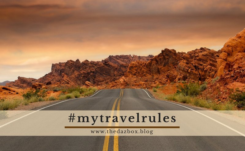#MyTravelRules: le mie abitudini in viaggio