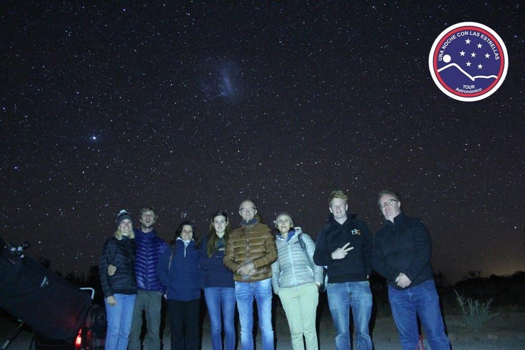 Una notte con le stelle nel Deserto di Atacama