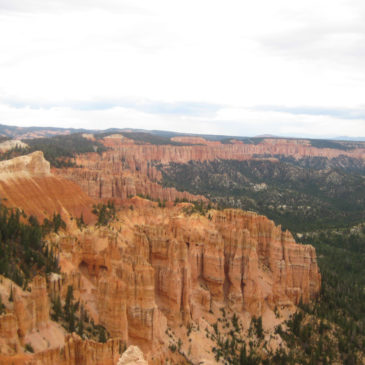 La curiosa storia degli Hoodoos, i pinnacoli del Bryce National Park, Usa