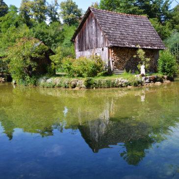 """Il villaggio di Rastoke, la """"piccola Plitvice"""""""