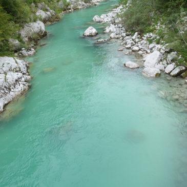 Luoghi insoliti in Slovenia: la sorgente dell'Isonzo