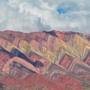 Hornocal, la montagna dei 14 colori e la Quebrada de Humahuaca