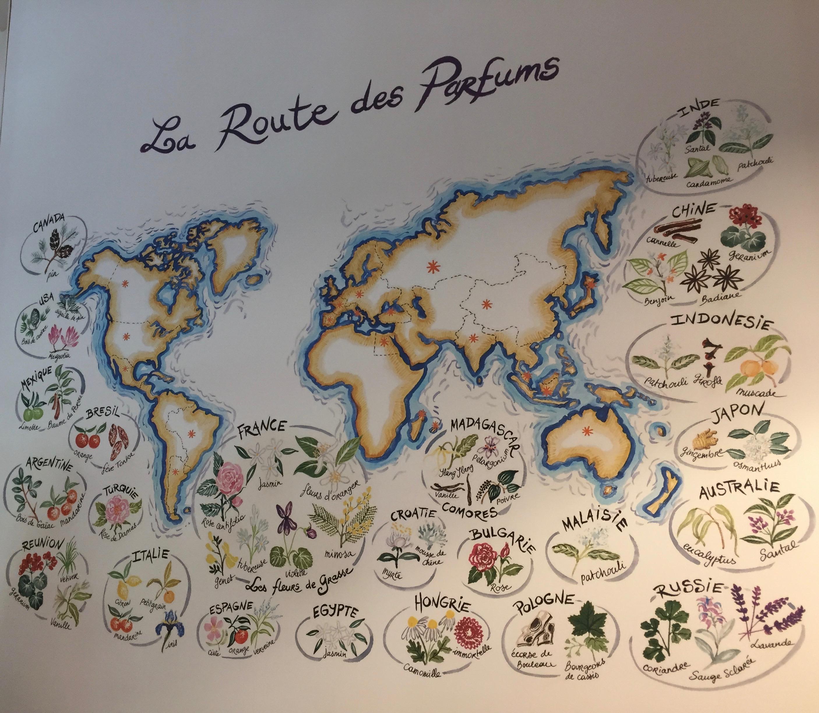 L'usine Fragonard a Grasse: un viaggio nel mondo dei profumi