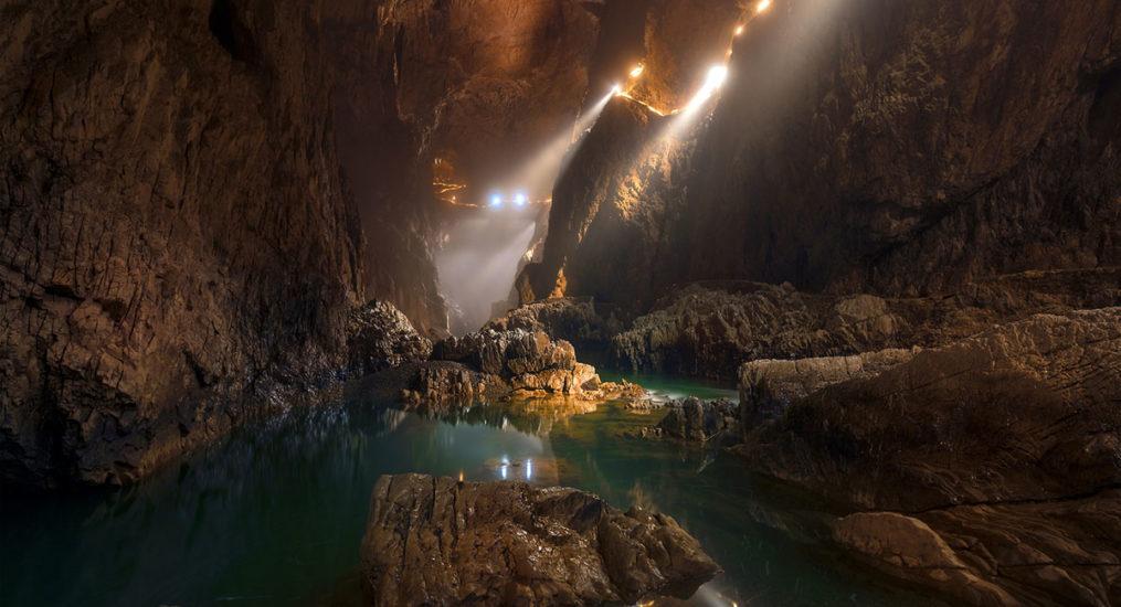 Meraviglie sotterranee in Slovenia : le grotte di Škocjan (San Canziano)