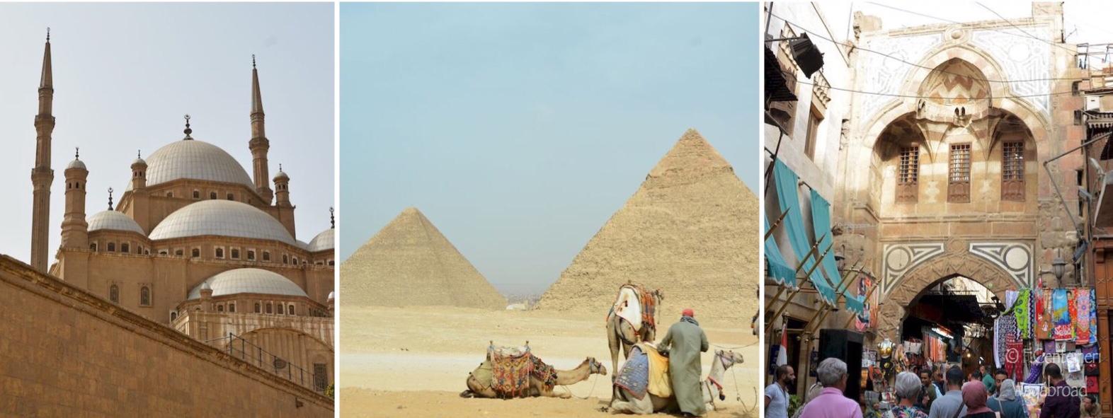 Il Cairo in 3 giorni: cosa fare e cosa vedere