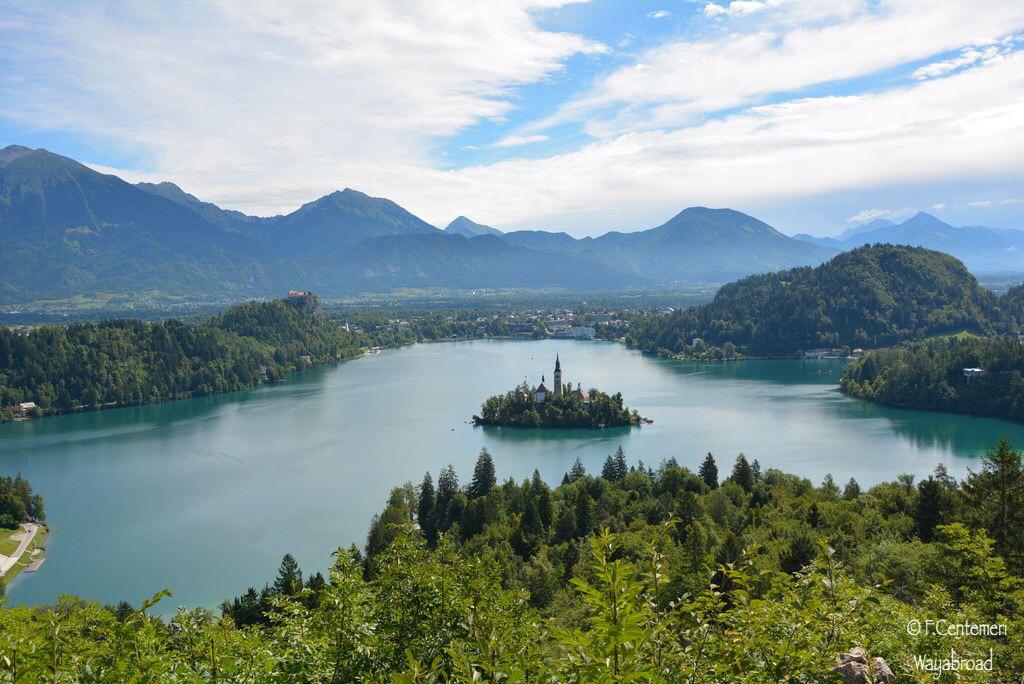 Monte Ojstrica, per una vista unica sul Lago di Bled