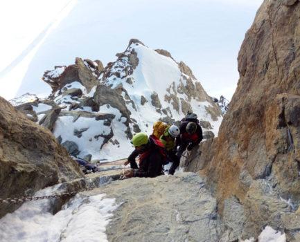 Corso di alpinismo: la mia esperienza con la Scuola Alphard del CAI