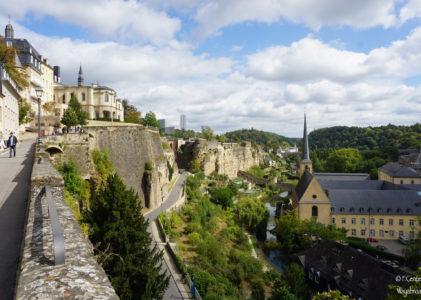 Cosa vedere a Lussemburgo in un weekend