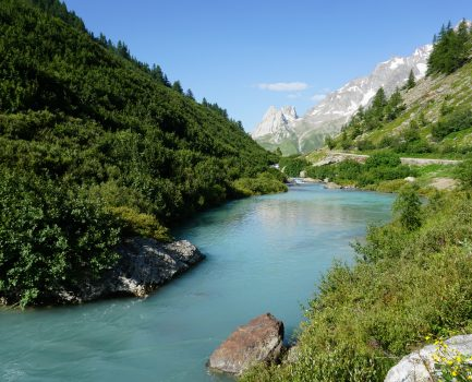 Trekking al Rifugio Elisabetta, Val Veny