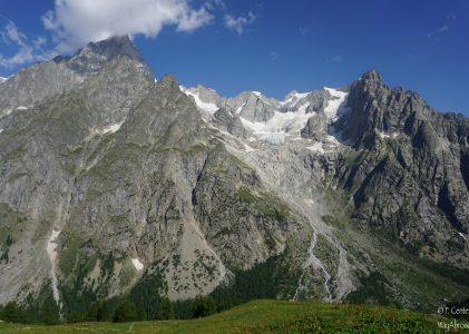 Trekking al Rifugio Bonatti, Val Ferret